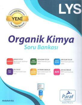 Paraf Yayınları LYS Organik Kimya Soru Bankası