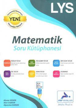 Paraf Yayınları LYS Matematik Soru Kütüphanesi