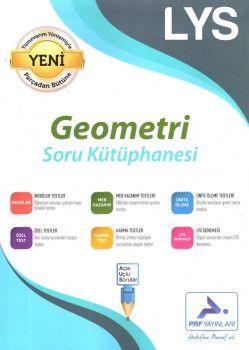 Paraf Yayınları LYS Geometri Soru Kütüphanesi