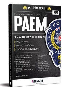 Paragon Yayıncılık  PAEM Sınavına Hazırlık Kitabı Konu Testleri 10 Deneme Sınavı