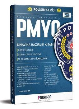 Paragon Yayıncılık  PMYO Sınavına Hazırlık Kitabı Konu Testleri 10 Deneme Sınavı