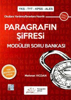 Paragrafın Şifresi YKS TYT KPSS ALES Paragrafın Şifresi Modüler Soru Bankası