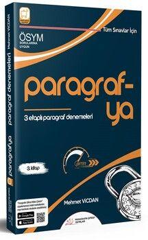 Paragrafın Şifresi Tüm Sınavlar İçin Paragrafya 3 Etaplı Paragraf Denemeleri