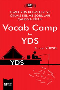 Pegem Akademi Vocab Camp for YDS