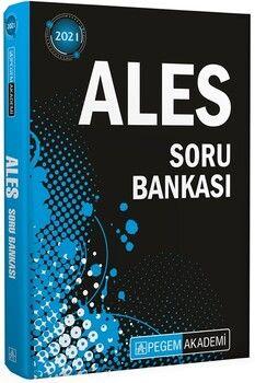 Pegem Yayınları 2021 ALES Tüm Adaylar için Soru Bankası