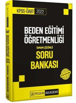 Pegem Yayınları 2022 KPSS ÖABT Beden Eğitimi Soru Bankası
