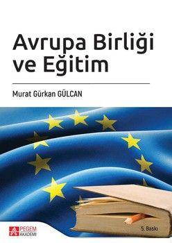 Pegem Yayınları Avrupa Birliği ve Eğitim