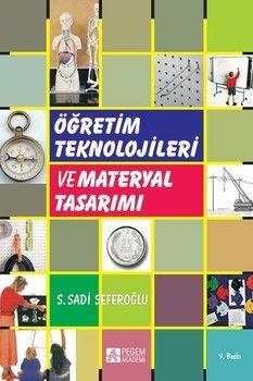 Pegem Yayınları Öğretim Teknolojileri ve Materyal Tasarımı