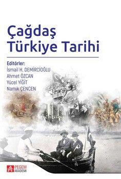 Pegem Yayınları Çağdaş Türkiye Tarihi