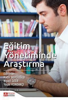 Pegem Yayınları Eğitim Yönetiminde Araştırma