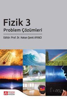 Pegem Yayınları Fizik 3: Problem Çözümleri