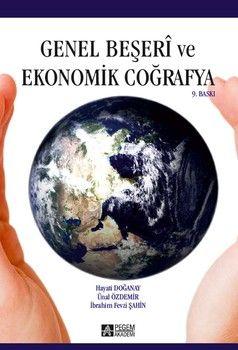 Pegem Yayınları Genel Beşeri ve Ekonomik Coğrafya