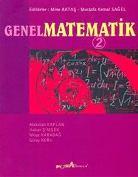 Pegem Yayınları Genel Matematik 2