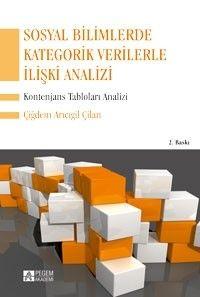 Pegem Yayınları Sosyal Bilimlerde Kategorik Verilerle İlişki Analizi