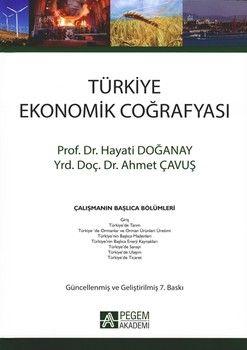Pegem Yayınları Türkiye Ekonomik Coğrafyası