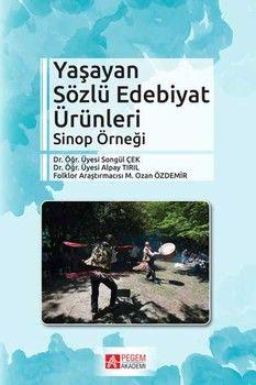 Pegem Yayınları Yaşayan Sözlü Edebiyat Ürünleri