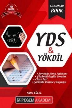 Pegem Yayınları YDS YÖKDİL Grammar Book
