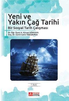 Pegem Yayınları Yeni ve Yakın Çağ Tarihi
