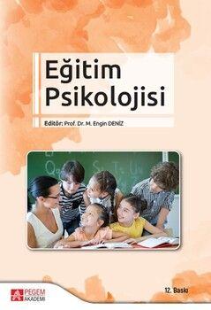 Pegem YayınlarıEğitim Psikolojisi