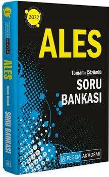 Pegem Yayınları2022 ALES Tüm Adaylar için Soru Bankası
