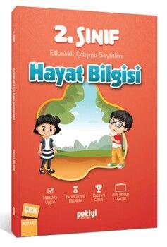 Pekiyi Yayınları 2. Sınıf Hayat Bilgisi Etkinlikli Çalışma Sayfaları