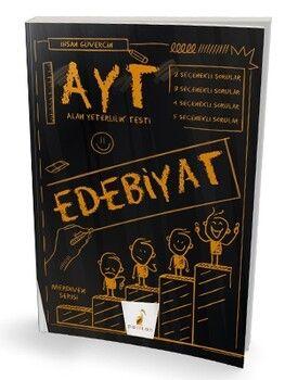 Pelikan AYT Edebiyat Merdiven Serisi Soru Bankası
