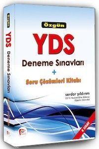 Pelikan Özgün YDS Deneme Sınavları Soru Çözümleri Kitabı