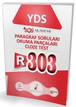 Pelikan İngilizce YDS R303 Paragraf Soruları Okuma Parçaları Cloze Test
