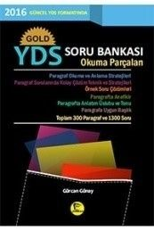 Pelikan GOLD YDS Soru Bankası Okuma Parçaları