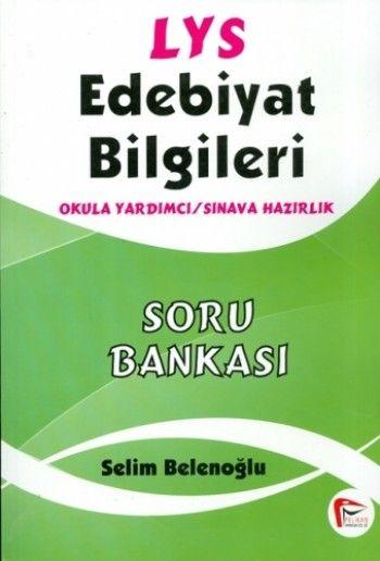 Pelikan LYS Edebiyat Soru Bankası