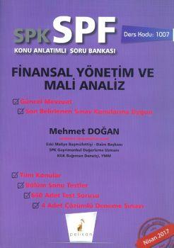 Pelikan SPK SPF Finansal Yönetim ve Mali Analiz Konu Anlatımlı Soru Bankası 1007