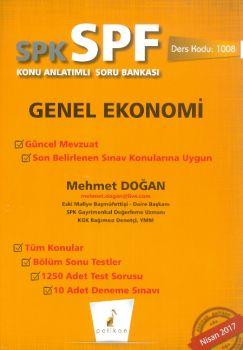 Pelikan SPK SPF Genel Ekonomi Konu Anlatımlı Soru Bankası 1008