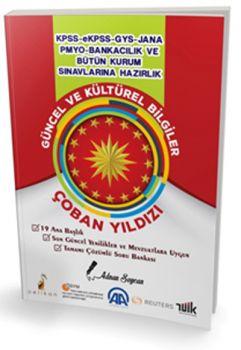 Pelikan Yayınevi 2017 KPSS Güncel ve Kültürel Bilgiler Kitabı