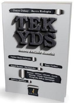 Pelikan Yayınevi Tek YDS Sınava Eksiksiz Hazırlık Kitabı