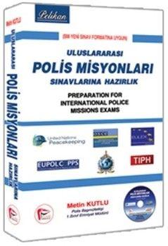 Pelikan Yayınları Uluslararası Polis Misyonları Sınavlara Hazırlık