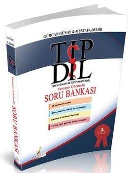 Pelikan Yayınları İngilizce Tıpdil Tamamı Çözümlü Soru Bankası