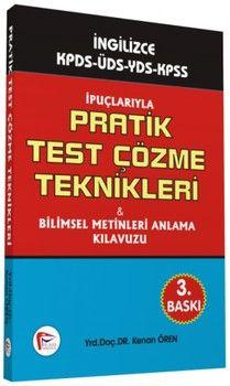 Pelikan Yayınları İpuçlarıyla Pratik Test Çözüm Teknikleri Bilimsel Metinleri Anlama Kılavuzu