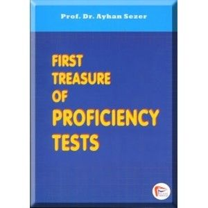 Pelikan Yayınları First Treasure of Proficency Tests