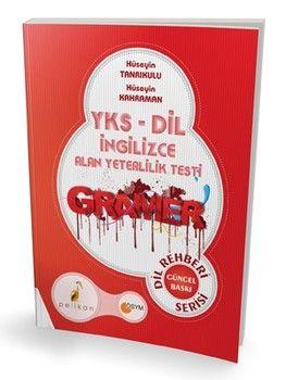 Pelikan Yayınları YKSDİL İngilizce Alan Yeterlilik Testi Gramer
