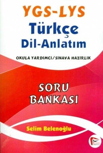 Pelikan Yayınları YGS LYS Türkçe Dil Anlatım Soru Bankası
