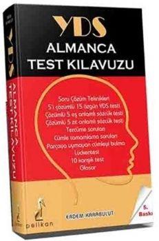 Pelikan Yayınları YDS Almanca Test Kılavuzu