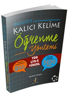 Pelikan Yayınları YDS LYS-5 YÖKDİL İngilizce Kalıcı Kelime Öğrenme Yöntemleri