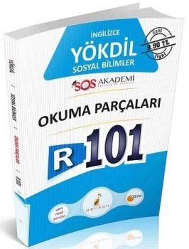 Pelikan Yayınları YÖKDİL İngilizce Sosyal Bilimler R101 Okuma Parçaları