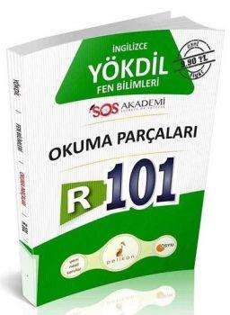 Pelikan Yayınları YÖKDİL İngilizce Fen Bilimleri R101 Okuma Parçaları