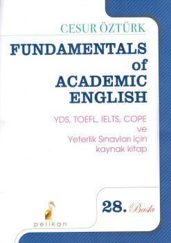 Pelikan Yayınları Fundamentals Of Academic English