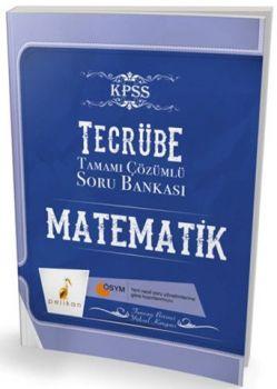 Pelikan Yayınları KPSS Tecrübe Matematik Tamamı Çözümlü Soru Bankası