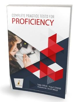 Pelikan Yayınları Complete Practice Tests For Proficiency