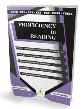 Pelikan Yayınları English Proficiency in Reading