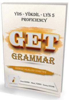 Pelikan Yayınları YDS YÖKDİL LYS 5 PROFICIENCY Get Grammar Eksiksiz Dil Bilgisi Öğretimi Soru Bankası
