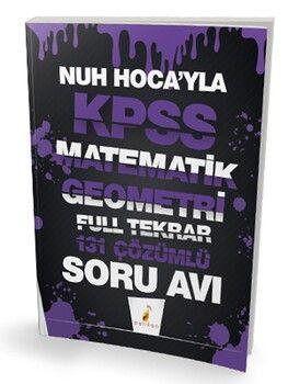 Pelikan Yayınları KPSS Nuh Hocayla Matematik Geometri Soru Avı 131 Çözümlü Soru